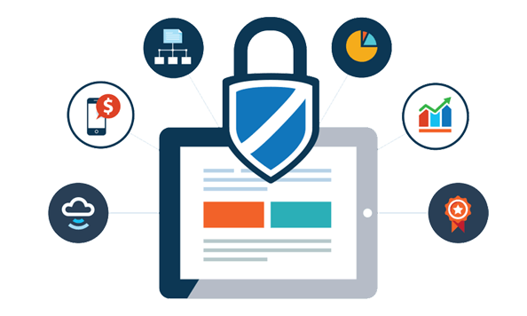 Secure Socket Layer SSL feature to ensure secure communication with your customers